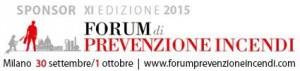 """Banner """"Forum di Prevenzione"""" edizione 2015"""
