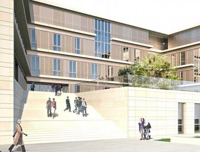 Nuova sede università di Modena